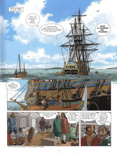 Extrait de L'Épervier (Pellerin) -8- Corsaire du Roy