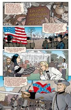Extrait de Fables (Urban Comics) -3- Romance