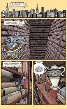 Extrait de Fables (Urban Comics) -4- Le Dernier Bastion