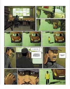 Extrait de Uchronie(s) - New Beijing -1- Tome 1