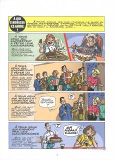 Extrait de Le guide -14c12- Le guide du joyeux anniversaire
