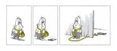 Extrait de Mini-récits et stripbooks Spirou -MR3882- Le pendu