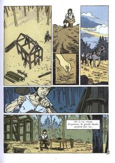 Extrait de La vie sublime - Thoreau - Tome 0