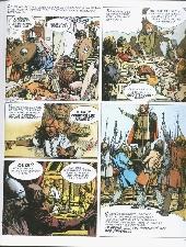 Extrait de Histoire de France en bandes dessinées -1- Vercingétorix, César