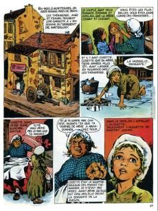 Extrait de Cosette - Tome RC