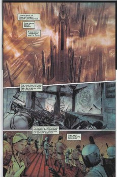 Extrait de Star Wars: Darth Vader and the Ghost Prison (2012) -2- Issue 2
