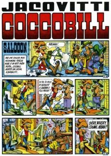 Extrait de Coccobill -HS- Le cow-boy Spaghetti de Jacovitti
