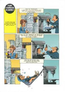 Extrait de Le guide -15b12- Le guide de l'anti-boulot