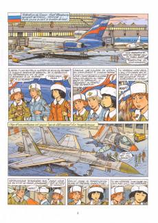 Extrait de Yoko Tsuno -26- Le Maléfice de l'améthyste