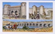 Extrait de Alix (Les Voyages d') -33- Nîmes - Le Pont du Gard
