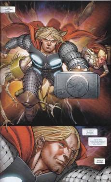 Extrait de Thor (Marvel France 2e série) -3- Le Puissant Tanarus