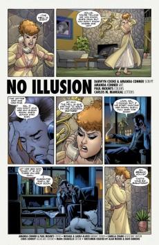 Extrait de Before Watchmen: Silk Spectre (2012) -3- Silk Spectre 3 (of 4) - No illusion
