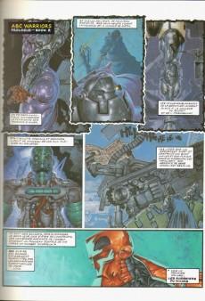 Extrait de ABC Warriors (Zenda) -2- La 7ème tête