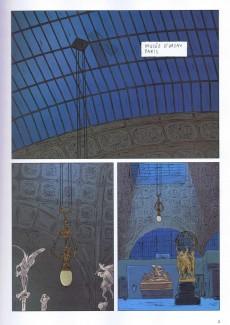 Extrait de La grande Odalisque -1- La Grande Odalisque