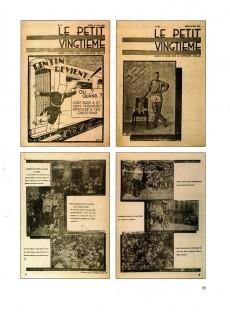 Extrait de (AUT) Hergé -2a1984- Le monde d'Hergé
