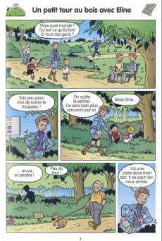 Extrait de Bob et Bobette (Les Juniors) -2- Inspecteurs juniors