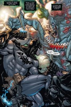 Extrait de Batman : Arkham City