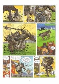 Extrait de Garulfo -6- La belle et les bêtes