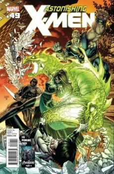 Extrait de X-Men Universe (Marvel France - 2012) -3- Le Retour des Fantômes