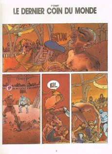 Extrait de Les aventures d'Alef-Thau -2b96- Le prince manchot