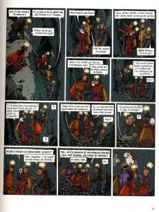 Extrait de Jules (Une épatante aventure de) -3- Presque enterrés !