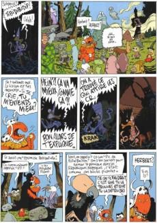 Extrait de Donjon Parade -3- Le jour des crapauds