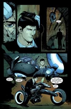 Extrait de Batman (2011) -0- Bright New Yesterday: Tomorrow