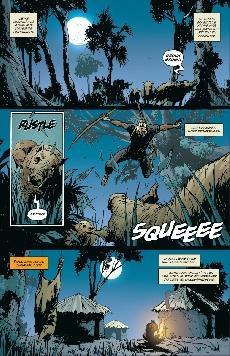 Extrait de Soldat inconnu (Urban Comics) -2- Un meutre pieux