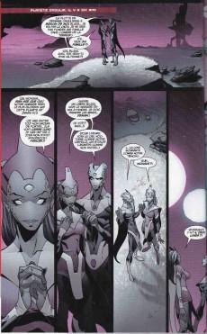 Extrait de Deadpool (Marvel France 3e série - 2012) -2- Complètement space