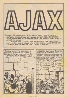 Extrait de Ajax (3e série) -8- N°8
