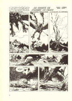 Extrait de La quête de l'oiseau du temps -1c1985- La conque de Ramor