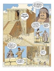Extrait de Shimon de Samarie / Le Samaritain -INT- Intégrale