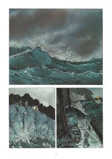 Extrait de Petit Verglas -3- Le pacte du naufrageur
