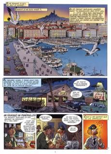 Extrait de Léo Loden -10- Testament et Figatelli
