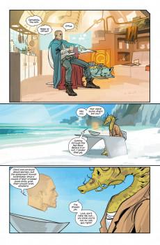 Extrait de Saga (Image comics - 2012) -2- Chapter two