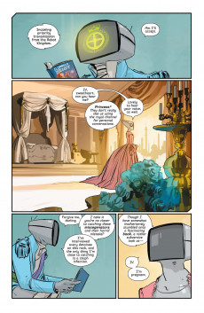 Extrait de Saga (Image comics - 2012) -5- Chapter five
