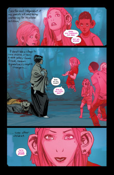 Extrait de Saga (Image comics - 2012) -3- Chapter three