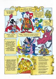 Extrait de Mickey (Histoires longues) -6- Le cycle des magiciens - V