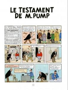 Extrait de Jo, Zette et Jocko (Les Aventures de) -1d85- Le testament de M. Pump