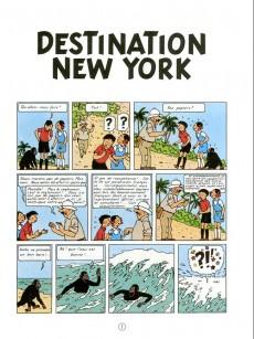 Extrait de Jo, Zette et Jocko (Les Aventures de) -2B43ter- Destination New York