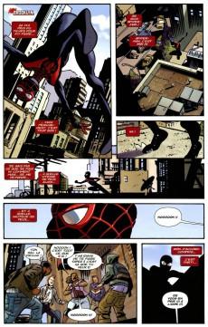 Extrait de Ultimate Universe -3- Le Nouveau Spider-Man