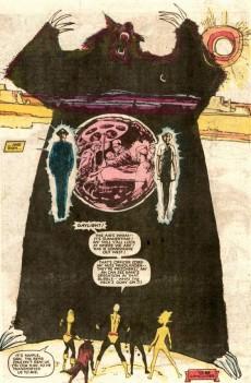 Extrait de X-Men Classic -3- L'Ours Démon