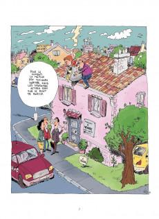 Extrait de À vendre -1- Vie et mœurs de l'agent immobilier