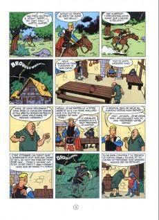 Extrait de Johan et Pirlouit -2d86- Le maitre de Roucybeuf
