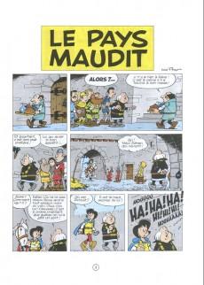 Extrait de Johan et Pirlouit -12b1988- Le pays maudit