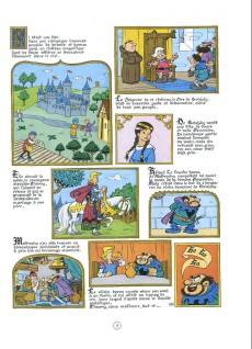 Extrait de Johan et Pirlouit -13b90- Le sortilège de maltrochu