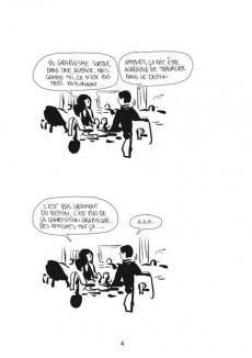 Extrait de Bastien Vivès -4- La blogosphère