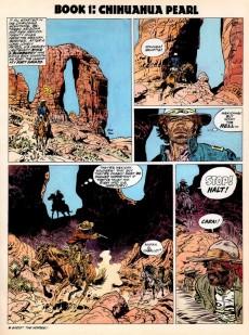 Extrait de Blueberry (en anglais, Marvel Comics) -INT01- Chihuahua Pearl