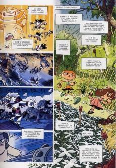 Extrait de Prunelle -2- Le réveil des géants