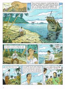 Extrait de Condor (Autheman/Rousseau) -4- Le testament de Marius Casanova